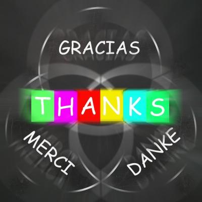 Gratitude Prompts for November's #1000speakLink-up.